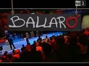 ASCOLTI BALLARÒ vince serata mln. nuova serie debutta