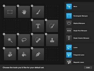 Adobe® Nav per Photoshop® per iPad si aggiorna alla vers 1.0.2