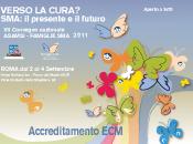 Verso cura? SMA: presente futuro. convegno delle associazioni. Roma settembre 2011