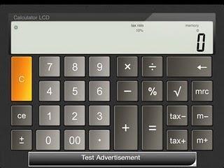 Calculator LCD Free