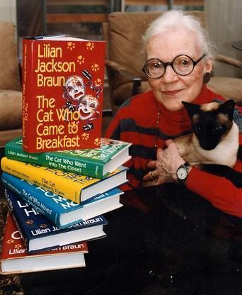 Lilian Jackson Braun (1913-2011)