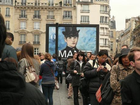 Manet Exhibition Orsay