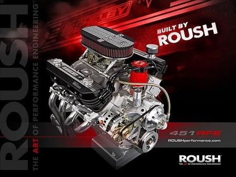 Free wallpapers from Roush Performance