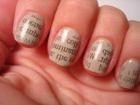 Print sur ongles