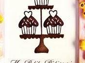 cornici Petite Patisserie, orecchini anello mini cake cuore, fermacapelli panna montata
