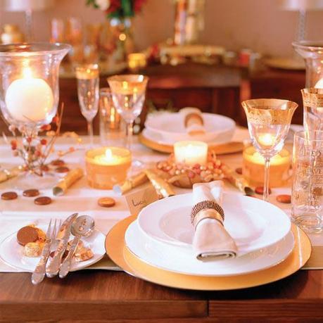 Piatti posate e bicchieri in tavola nel modo corretto - Disposizione bicchieri in tavola ...