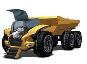 Ergonomia Usabilità anche cantiere: mezzi pesanti futuro Volvo