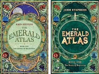 L'atlante di smeraldo di John Stephens