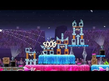 0 Angry Birds Rio Carnival Upheaval disponibile nel Market Android