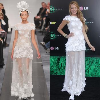 BLAKE LIVELY / CHANEL HAUTE COUTURE