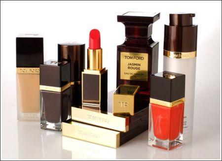 La linea Tom Ford Beauty