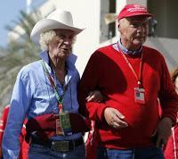 Niki Lauda aveva la sua barzelletta