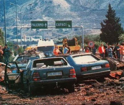 27 anni fa la strage di Capaci