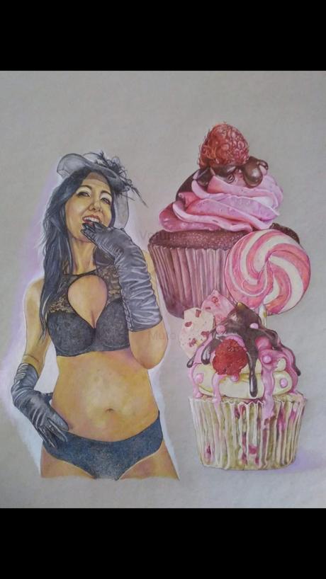 Il dolce erotismo di Manuela Tosi