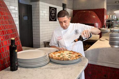50 Top Pizza: la migliore pizzeria d'Europa è a Londra