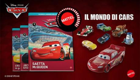 Cars Collection in edicola 2019