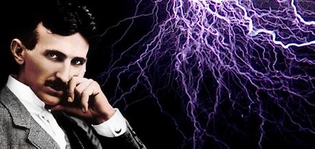 """Nikola Tesla: """"Siamo connessi da linee invisibili"""""""