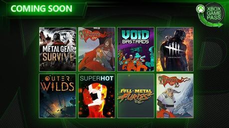 Xbox Game Pass, le altre novità di maggio 2019 - Rubrica