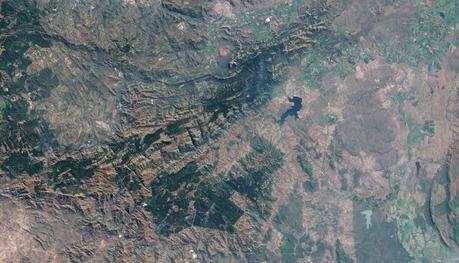 Trovata Materia organica extraterrestre nel Sud Africa