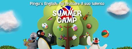 Pingu's English Summer Camp. Fai fruttare il suo talento!