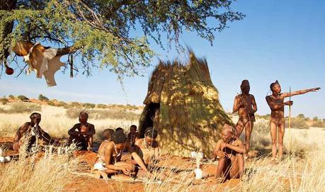 !Kung del Kalahari