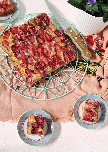 Un amor polenta con le fragole