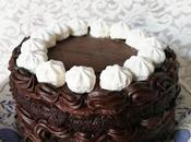 cake ganache cioccolato compleanno valentina