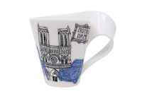 Villeroy & Boch: L'esclusiva tazza NewWave Caffè Cities of the World Notre-Dame de Paris
