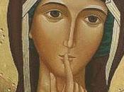 Schema punto croce: Madonna Silenzio