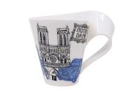 Villeroy & Boch: L'esclusiva tazza NewWave Caffè Cities of the World Notre-Dame de Paris