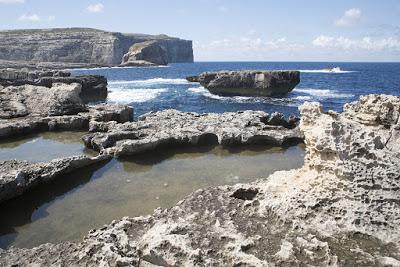 Malta 15 - Dwejra bay