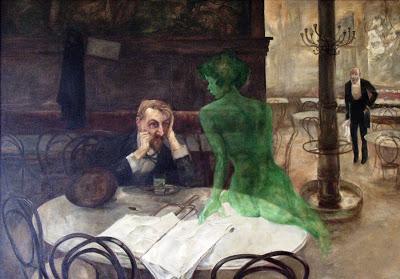 La fata verde. Controversie culturali e storiche attorno ad una bevanda particolare.