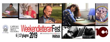 [COMUNICATI STAMPA] WeekEnd Letterari Fest secondo fine settimana