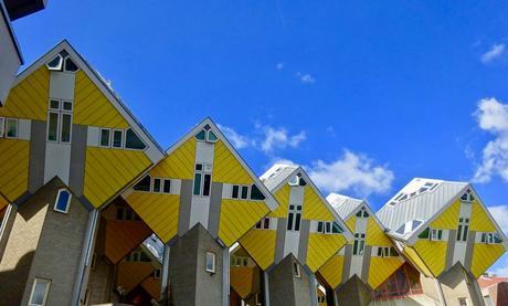 Rotterdam Cube House cosa vedere a rotterdam