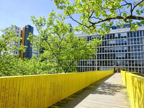 Luchtsingel tra le cose da vedere a Rotterdam