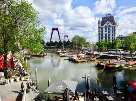 panorama sul fiume di amsterdam tra le cose da vedere