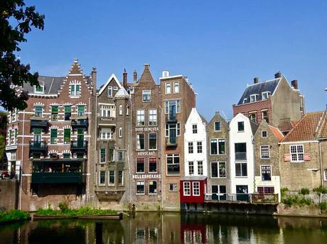 Delfshaven quartiere Rotterdam cosa vedere