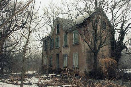 C'erano una casa abbandonata e dei ragazzini curiosi