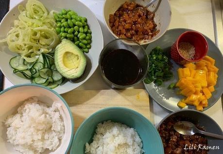 Poke Bowl: la nostra ricetta del piatto hawaiano con tonno e salmone