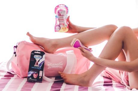 Wilkinson rasoi per donna: pelle subito liscia e idratata