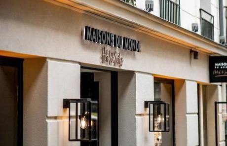 Apre in Francia il primo hotel di Maisons du Monde, brand francese di arredamento