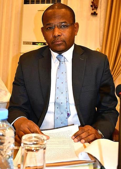 Risultati immagini per boubou cisse premier ministre