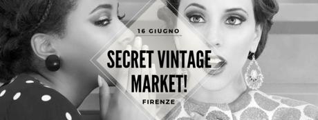 Secret Vintage Market a Firenze