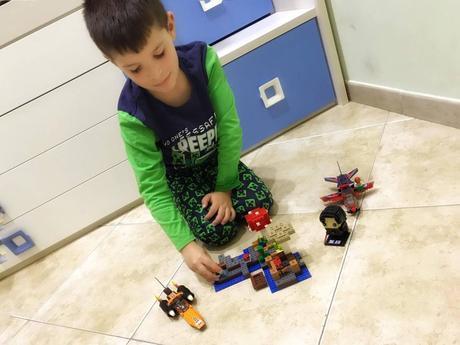 Giocare con i lego fa bene ad ogni età