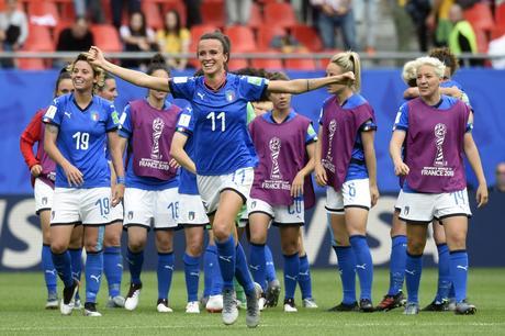 Mondiali di Calcio Femminile, Giamaica vs Italia (diretta Rai 2 e Sky Sport)