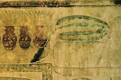 Gli egizi e...l'anguria