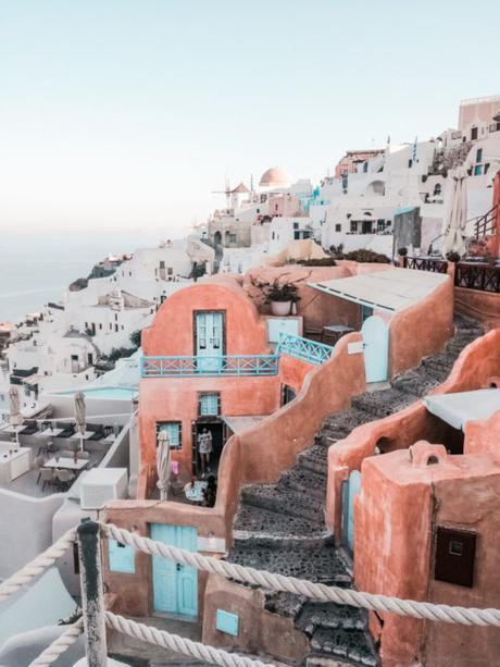Dove dormire a Santorini: Oia, Fira o Kamari - Paperblog