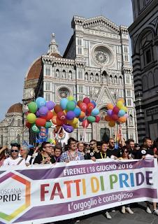 Pisa accoglie il Toscana Pride