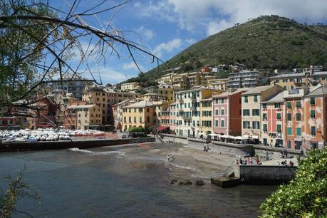 Scoprendo Genova: itinerario a piedi da Brignole a Nervi