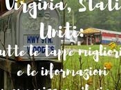 Virginia, Stati Uniti: tutte tappe informazioni. Tutto meglio organizzare viaggio